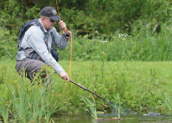 Fishing Courses at Vale House Kitchen
