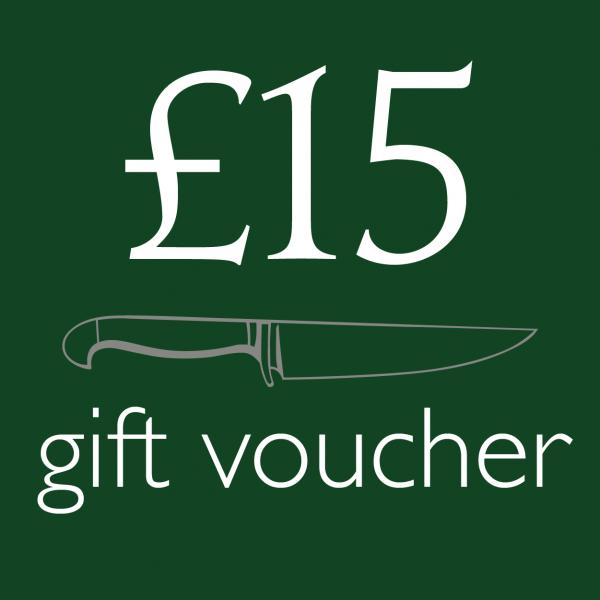 VHK £15 gift voucher